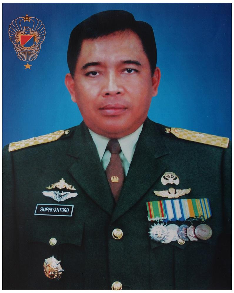 dr. Supriyantoro, Sp.P, MARS