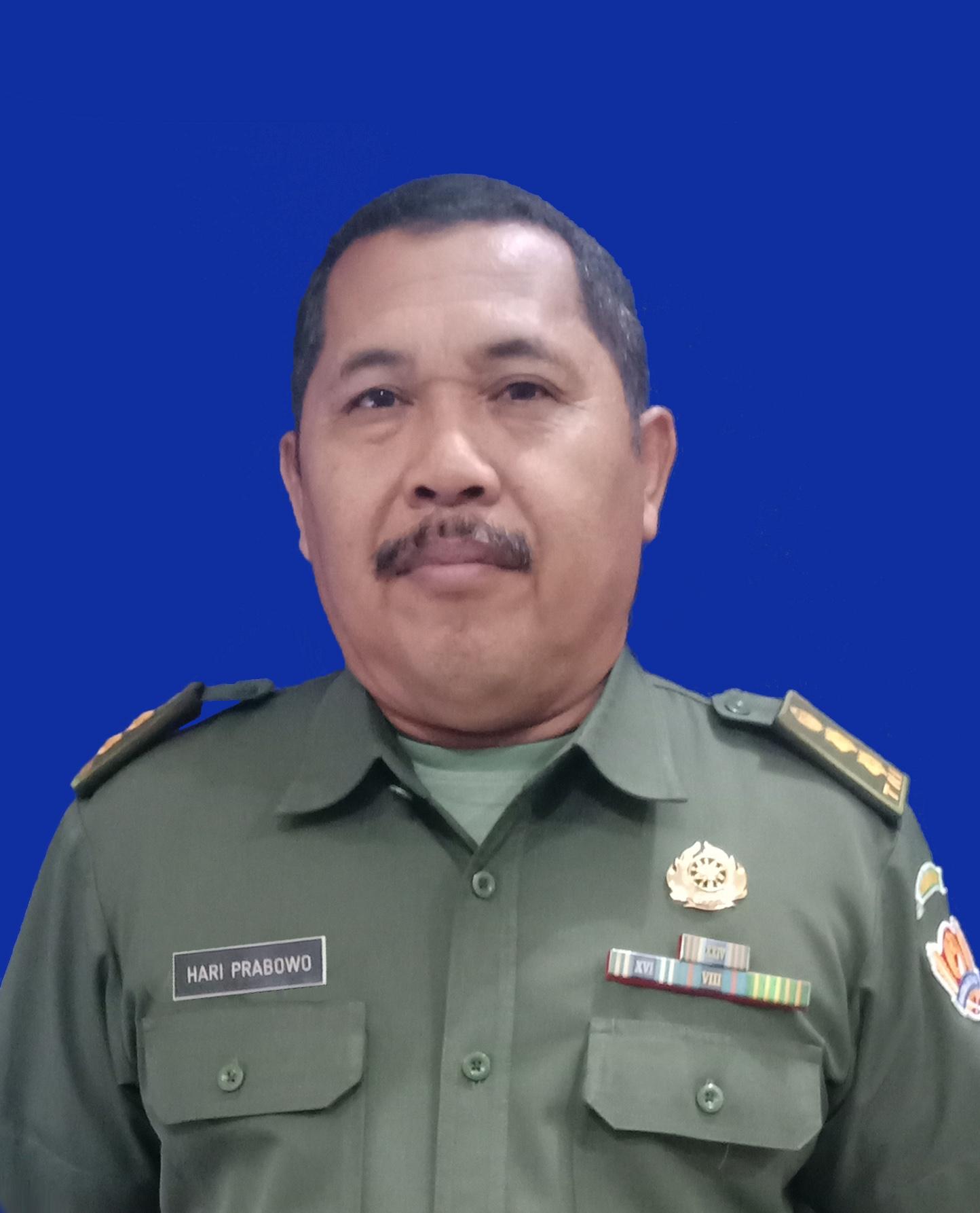 Hari Prabowo, B. Sc.