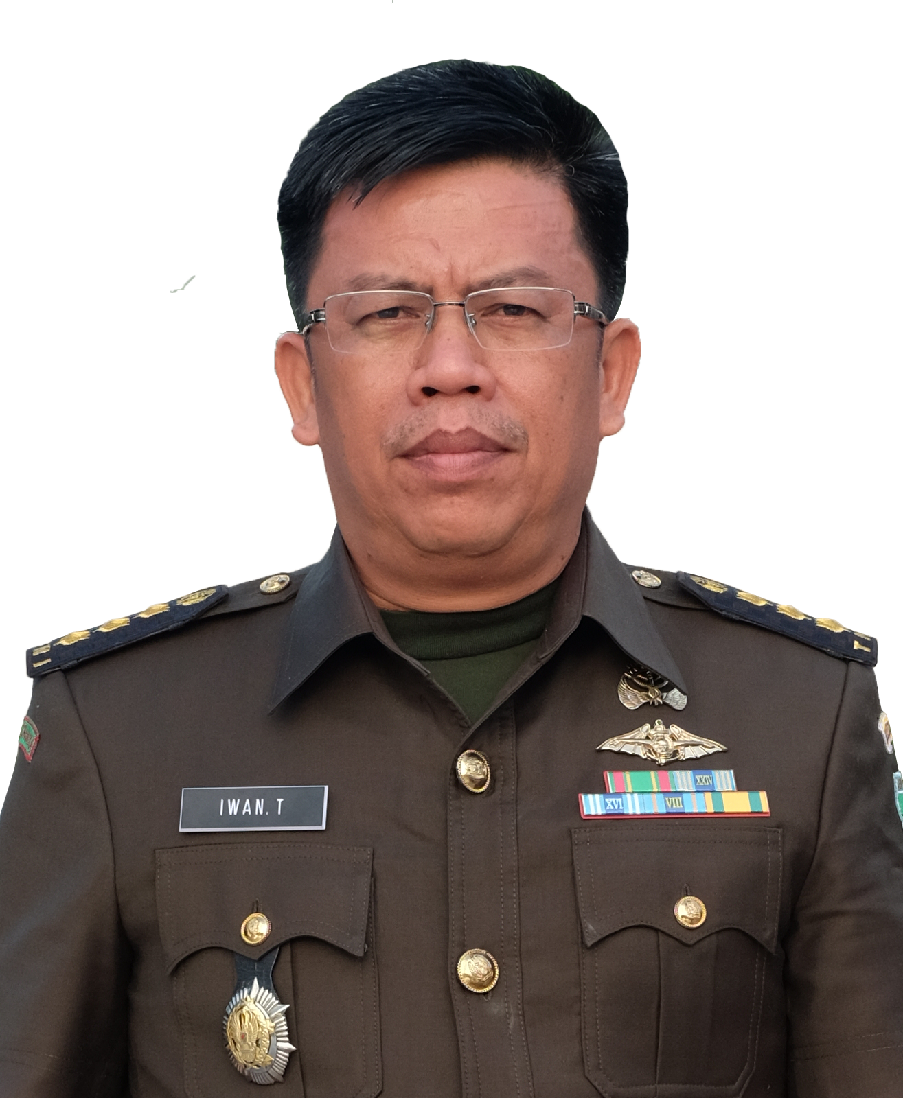 dr. Iwan Turniawan, M.A.R.S