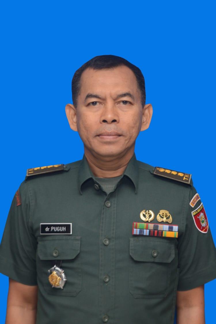 dr. Puguh Santoso, Sp. KK