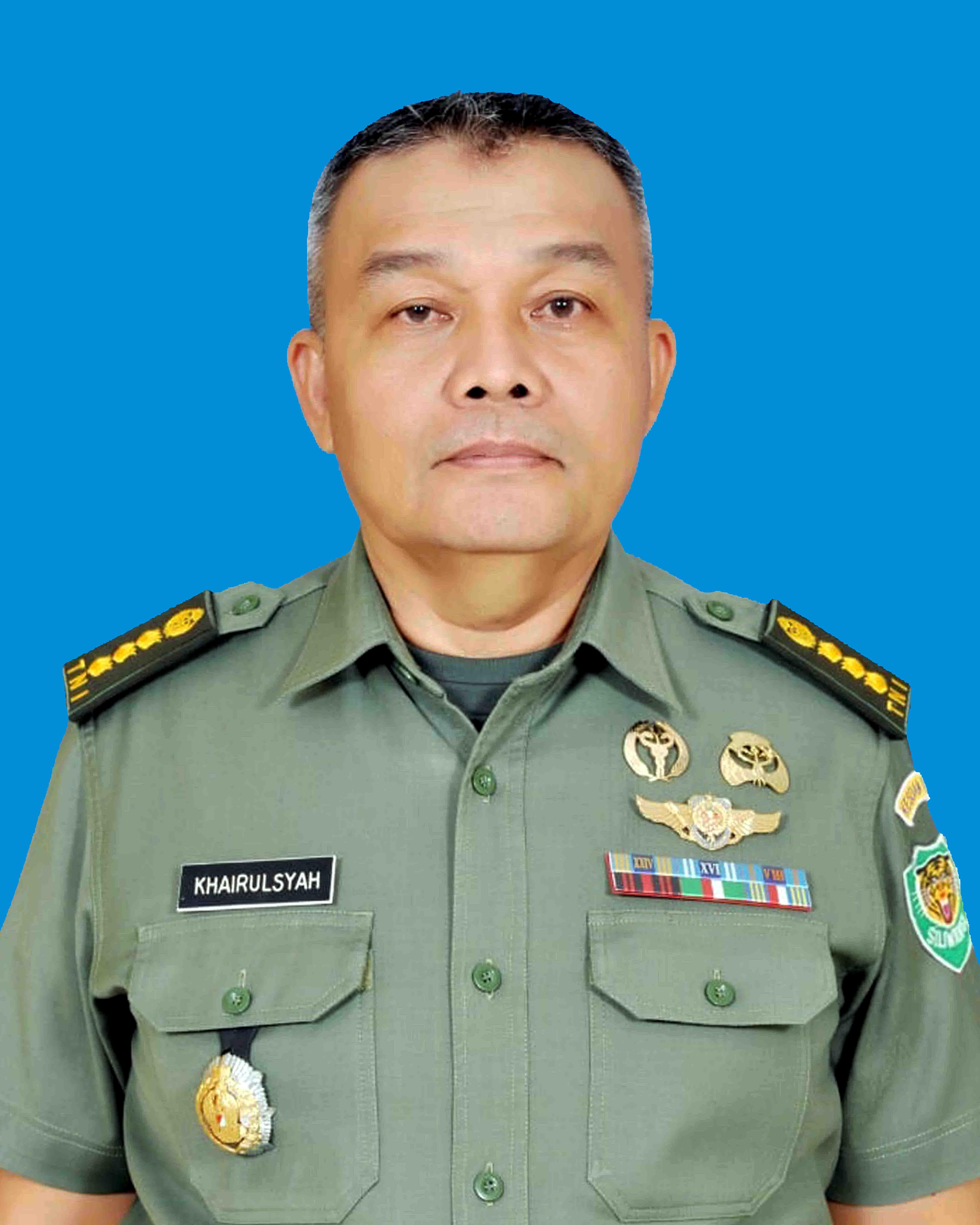dr. Khairulsyah, M.A.R.S
