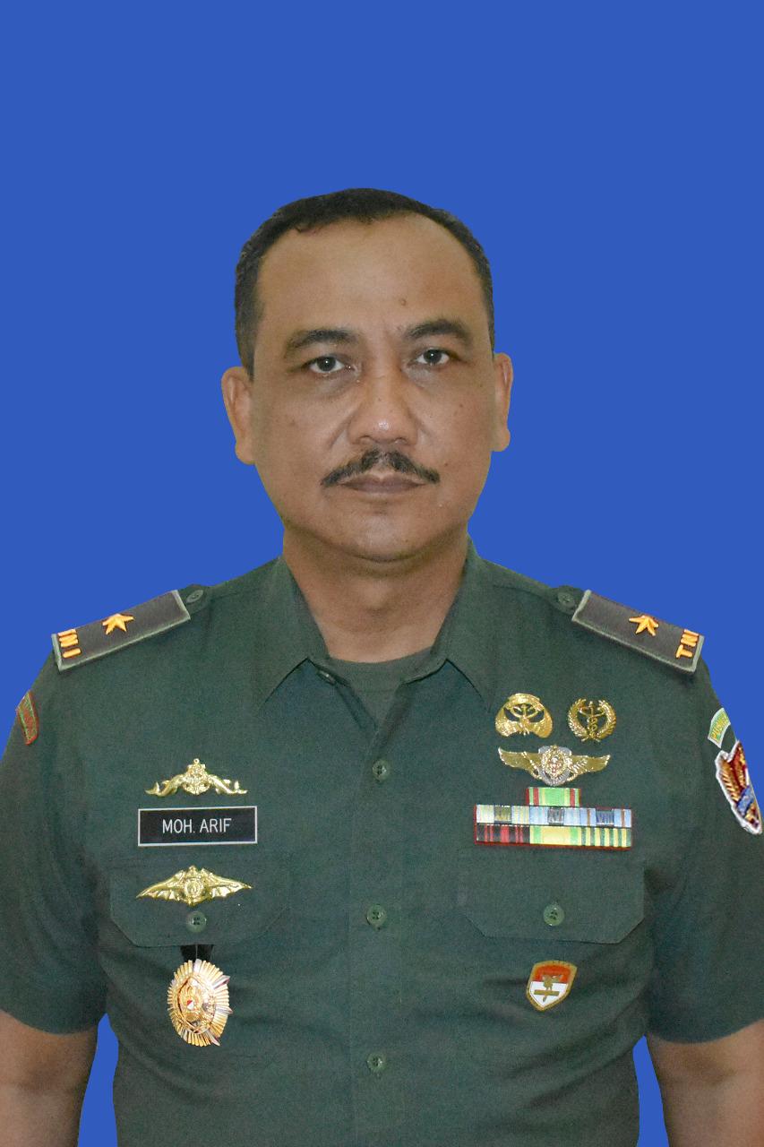 dr. Moh. Arif Hariyanto, Sp.B., FICS
