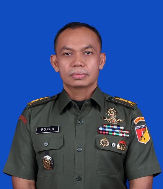 dr. Ponco Darmono, Sp.B