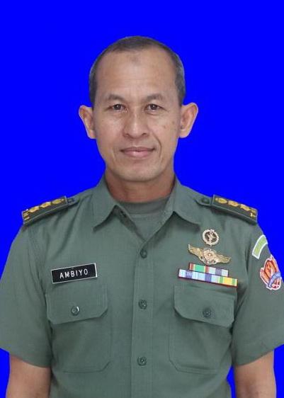 Drs. Ambiyo, Apt., M.Si