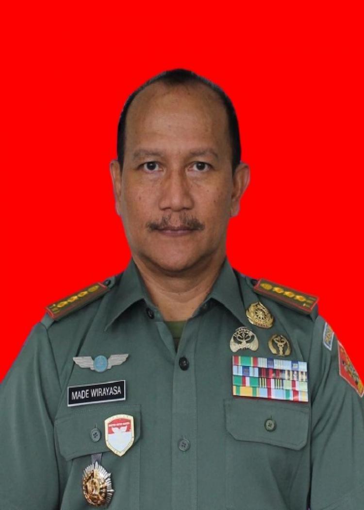 dr. Made Wirayasa T, MM., MH Kes