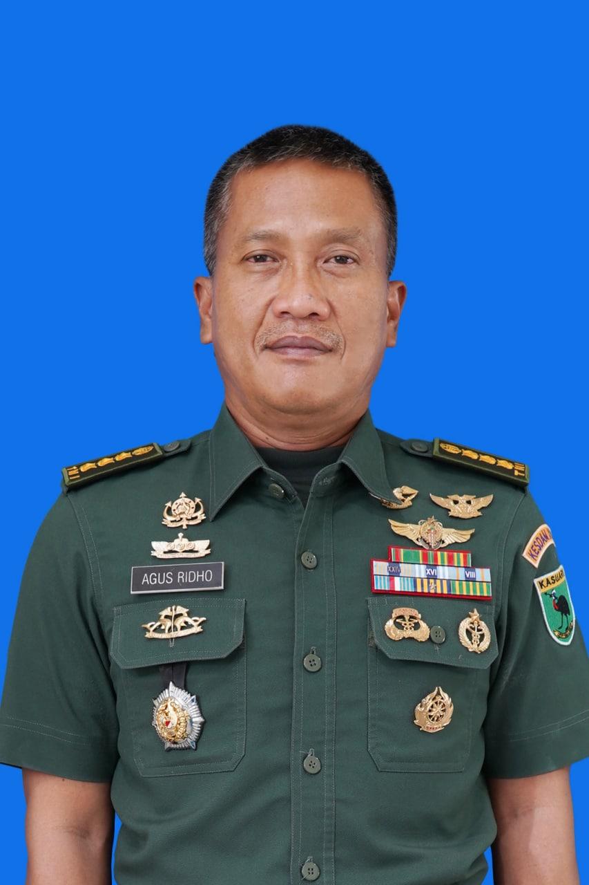 dr. Agus Ridho Utama, Sp. THTKL,. M.A.R.S