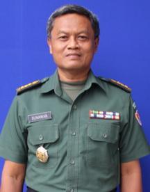 Kolonel Ckm Gunawan Wibisono, SE., M.Si., M.M.