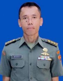 Kolonel Ckm drs. Budi Wahyono
