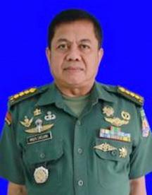 Kolonel Ckm drg. Moch. Zaelani, Sp.Pros.,M.A.R.S.