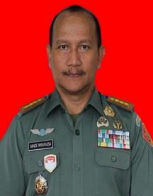 Kolonel Ckm dr. Made Wirayasa T, MM., MH Kes