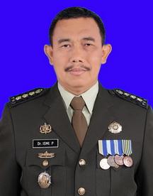 Kolonel Ckm dr. Ismi Purnawan, Sp JPK  MARS, FIHA