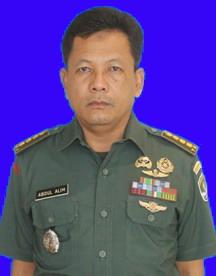 Kolonel Ckm dr. Abdul Alim, Sp.PD. THTKL,. M.A.R.S