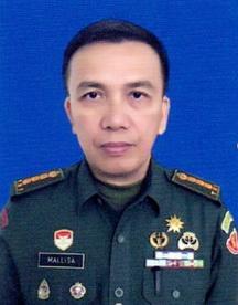Kolonel Ckm dr. Noch Tiranduk Mallisa, M.Kes