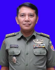 Kolonel Ckm Djoko Waluyo, S.Pd., M.A.P