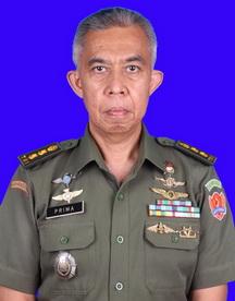 Letnan Kolonel Ckm Prima Harris
