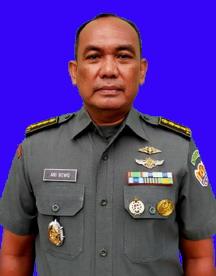 Kolonel Ckm Ari Bowo Porkesda Agung, S.ST., M.M