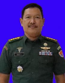 Kolonel Ckm Agus Sukmono, SKM, M.M