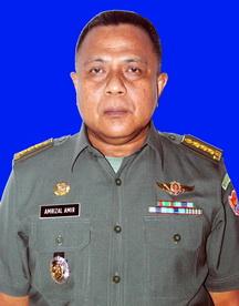 Kolonel Ckm Amrizal Amir