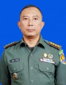 Kolonel Ckm dr. Soni Endro Cahyo