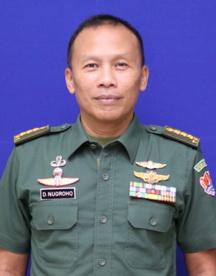 Kolonel Ckm drg. Dwi Nugroho, MARS