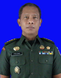 Kolonel Inf Drs. Priono