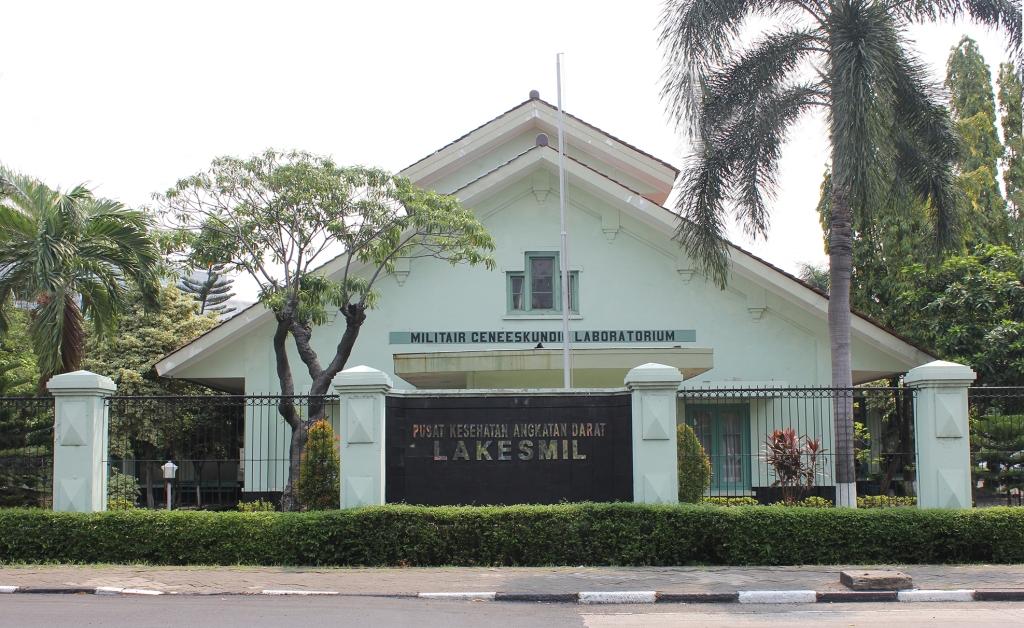 Lembaga Kesehatan Militer Puskesad